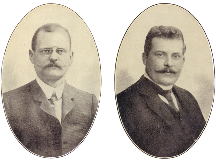 Hermann Schlegel and Hugo von der Heyden